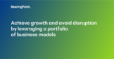 BearingPoint-Institute: Re-thinking the European Business Model Portfolio for the Digital Age