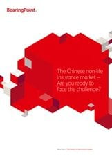 The Chinese non-life insurance market - Are you ready to face the challenge?