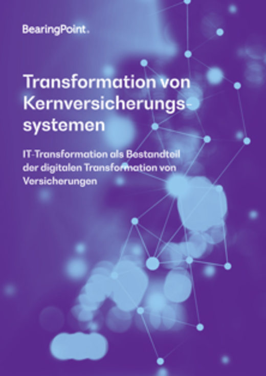 Studie Transformation Kernversicherungssysteme