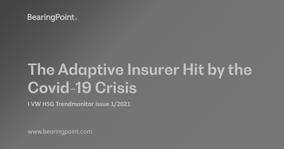 The Adaptive Insurer Hit by the Covid-19 Crisis