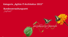 Agilste IT-Architektur 2015