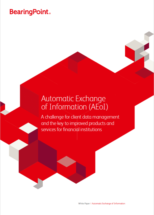 The Automatic Exchange of Information (AIA)