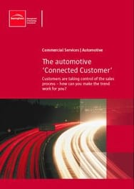 The automotive 'Connected Customer'