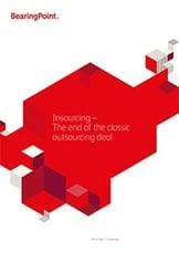 Insourcing – The end of the classic outsourcing deal