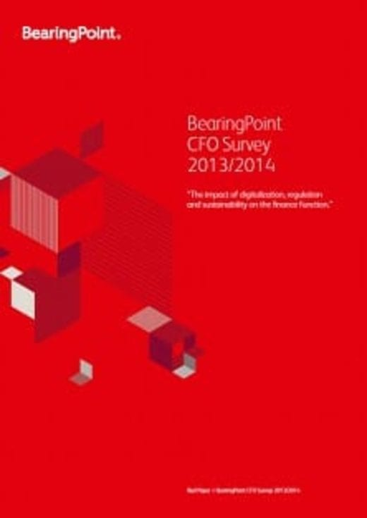 BearingPoint CFO Survey 2013/2014