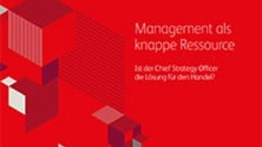 Management als knappe Ressource