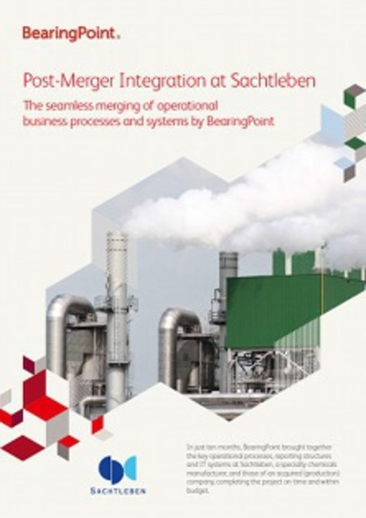 Successful Post-Merger Integration at Sachtleben