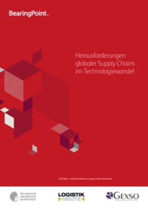Herausforderungen globaler Supply Chains im Technologiewandel