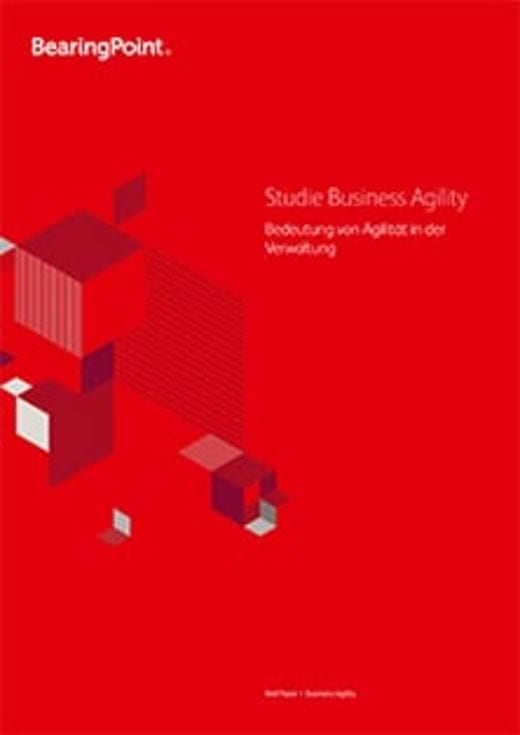 Studie Business Agility