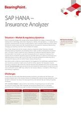SAP HANA – Insurance Analyzer