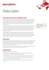 Fact Sheet - Data Lakes