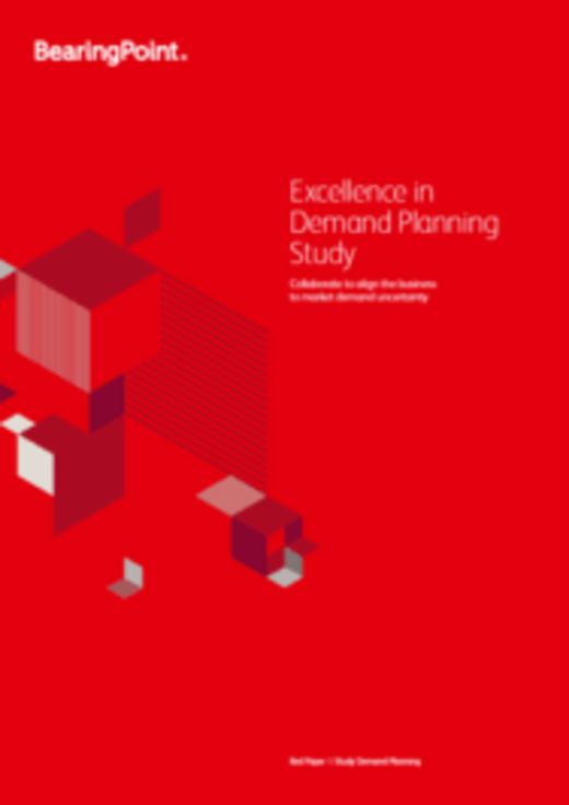 Excellence in Demand Planning Study