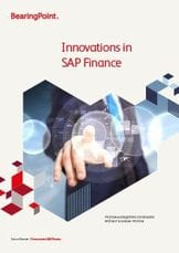 Service Overview Innovations in SAP Finance