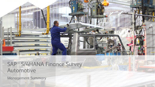 SAP S/4 HANA_Finance_Automotive