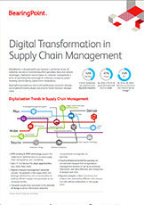 Digital Transformation in Supply Chain Management