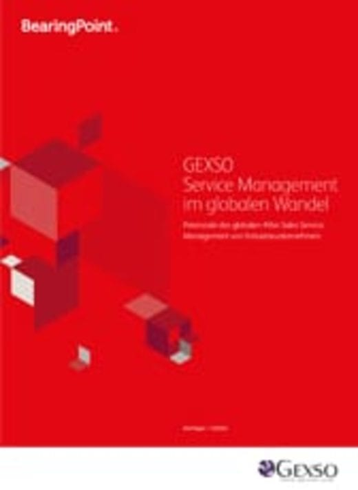 Gexso Studie Service Management