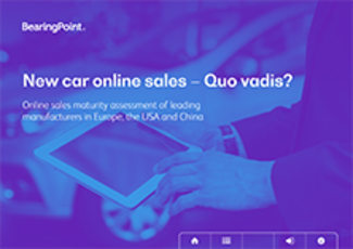 Download the Benchmark Study: Online car sales