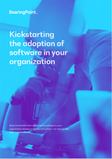 Kickstarting the adoption of software in your organization
