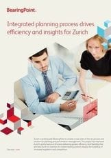 Integrated planning process drives efficiency and insights for Zurich