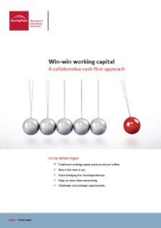 Win-win working capital