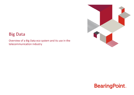Overview of a Big Data ecosystem and its use in the telecommunications industry
