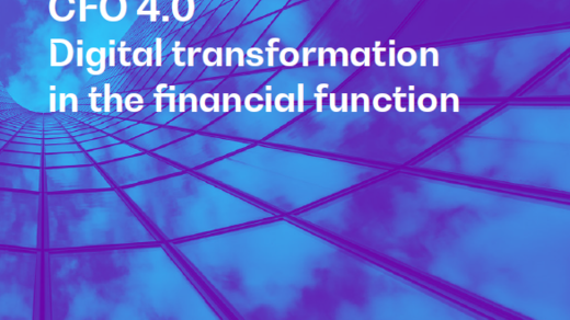 Download a free copy of the CFO 4.0 Study