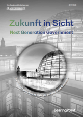 "Download Sonderbeilage ""Next Generation Government"""