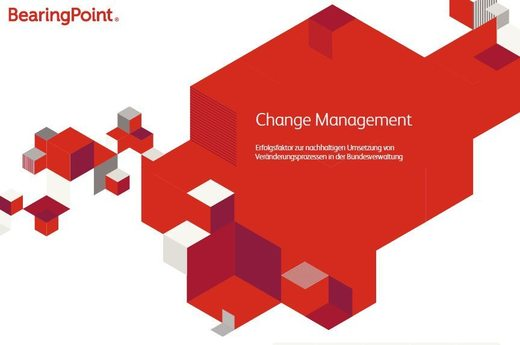 "White Paper ""Change Management in der Bundesverwaltung"""