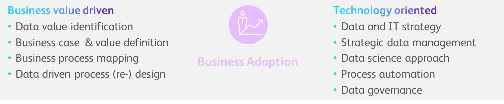 DnA Business Adoption