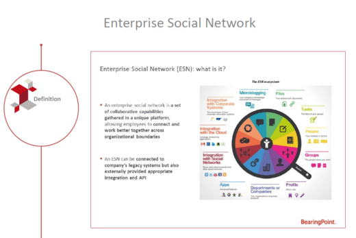 Enterprise Social Network