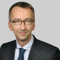 Jürgen Lux, the CEO of RegTech