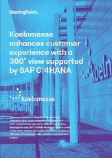 Koelnmesse Client Story