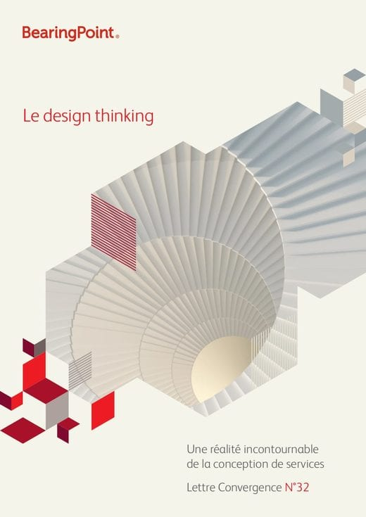 Le design thinking - Lettre Convergence n°32