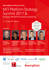 MIT Platform Strategy Summit Agenda