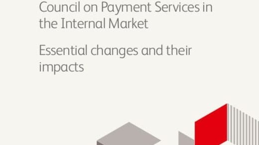 Flyer Payment Services Directive 2 (PSD2)