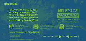 NRF 2021 - BearingPoint coverage EP06