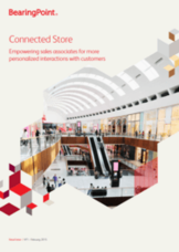 Connected Store - Empowering sales associates for more personalized interactions with customers
