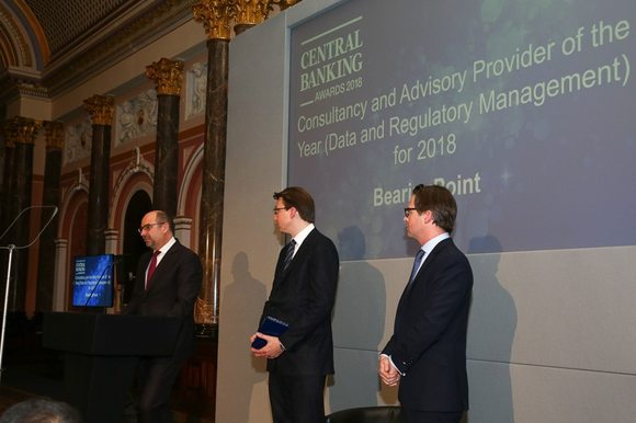 Robert Wagner's speech at the Central Banking award ceremony in London