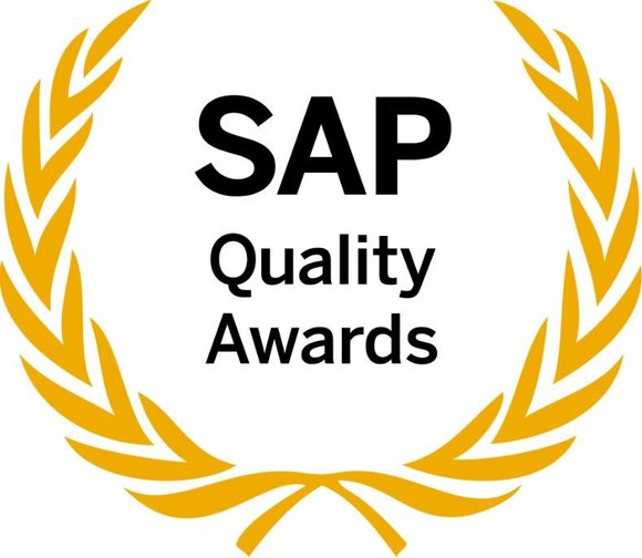 Emmi wins SAP Quality Awards for 2017