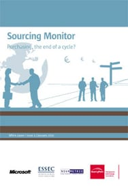 Sourcing Monitor – Purchasing, the end of a cycle?