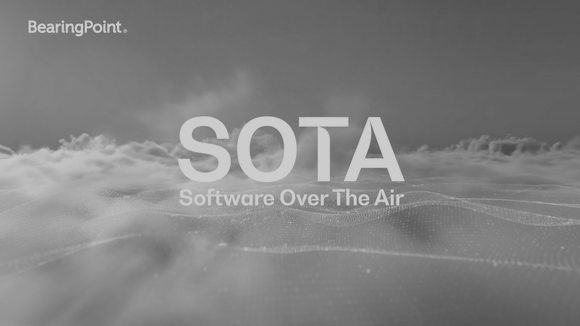 Software Over The Air (SOTA)