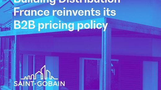Saint-Gobain Building Distribution France reinvents its B2B pricing policy