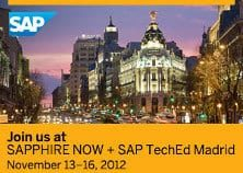 SAPPHIRE NOW and SAP TechEd
