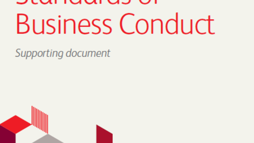 Standards of Business Conduct