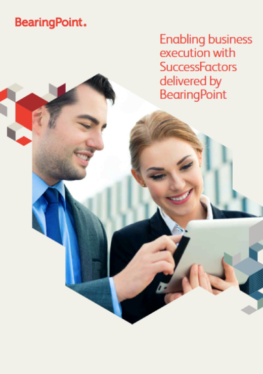 SuccessFactors Delivered by BearingPoint Brochure