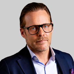 Patrick Palmgren, Global Head of the BearingPoint Capital