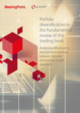 Portfolio diversification in the fundamental review of the trading book