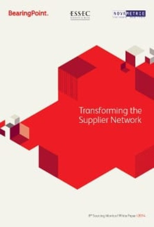 Transforming the Supplier Network