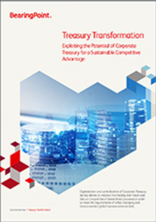Treasury Transformation