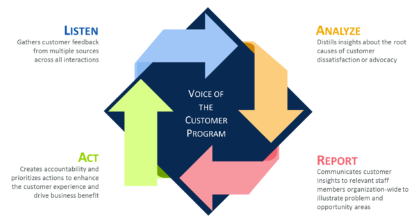 Voice of the Customer Program